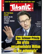 TITANIC Heft November 2020 (Papier)