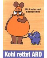 Kohl rettet ARD