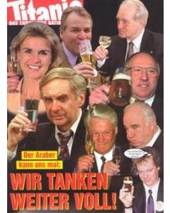 TITANIC Heft Juli 2000 (Papier)