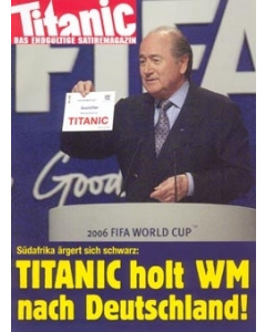 TITANIC Heft August 2000 (Papier)