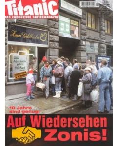 TITANIC Heft Oktober 2000 (Papier)