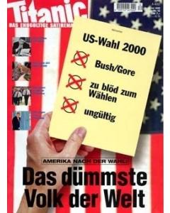 TITANIC Heft Dezember 2000 (Papier)