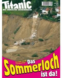 TITANIC Heft August 2009 (Papier)