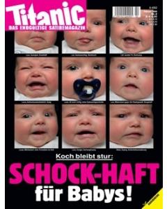 TITANIC Heft Februar 2008 (Papier)