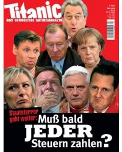 TITANIC Heft März 2008 (Papier)