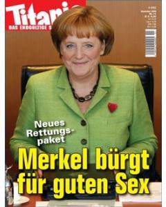 TITANIC Heft November 2008 (Papier)