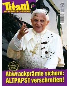 TITANIC Heft März 2009 (Papier)