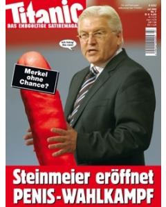 TITANIC Heft Juli 2009 (Papier)