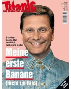 TITANIC Heft November 2009 (Papier)