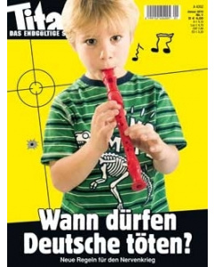 TITANIC Heft Januar 2010 (Papier)