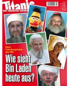 TITANIC Heft Februar 2010 (Papier)