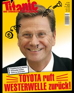 TITANIC Heft März 2010 (Papier)