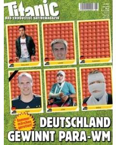 TITANIC Heft Juni 2010 (Papier)