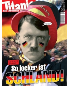 TITANIC Heft August 2010 (Papier)