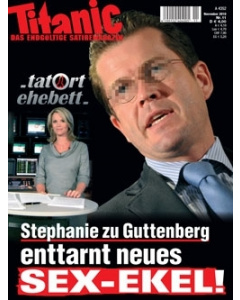 TITANIC Heft November 2010 (Papier)