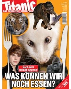 TITANIC Heft Februar 2011 (Papier)
