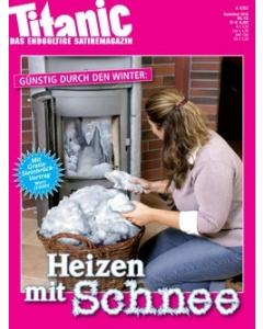 TITANIC Heft Dezember 2012 (Papier)