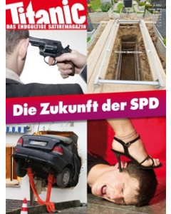 TITANIC Heft Januar 2014 (Papier)