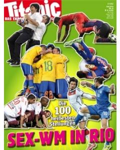 TITANIC Heft Juni 2014 (Papier)
