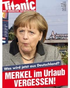 TITANIC Heft August 2014 (Papier)