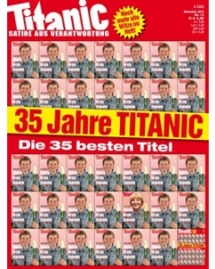 TITANIC Heft November 2014 (Papier)