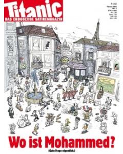 TITANIC Heft Februar 2015 (Papier)