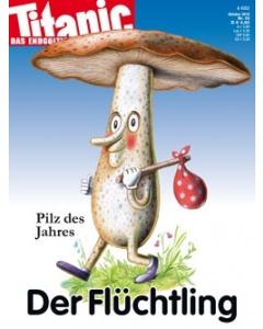 TITANIC Heft Oktober 2015 (Papier)