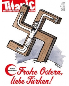 TITANIC Heft April 2017 (Papier)