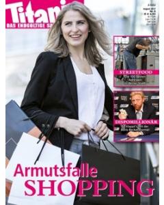 TITANIC Heft August 2017 (Papier)