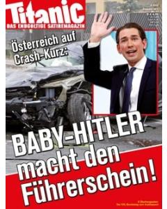 TITANIC Heft November 2017 (Papier)