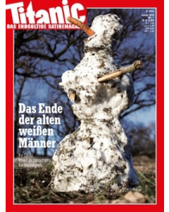 TITANIC Heft Januar 2018 (Papier)
