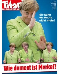 TITANIC Heft Februar 2018 (Papier)