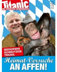 TITANIC Heft März 2018 (Papier)