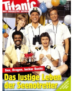 TITANIC Heft August 2018 (Papier)