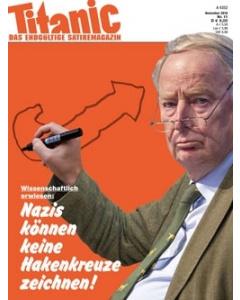 TITANIC Heft November 2018 (Papier)