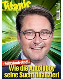 TITANIC Heft März 2019 (Papier)