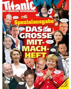 TITANIC Heft August 2019 (Papier)