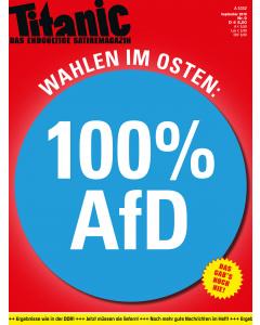 TITANIC Heft September 2019 (Papier)