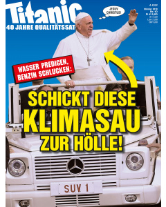 TITANIC Heft Oktober 2019 (Papier)