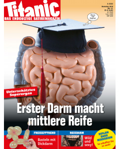 TITANIC Heft November 2019 (Papier)