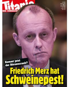 TITANIC Heft Januar 2020 (Papier)