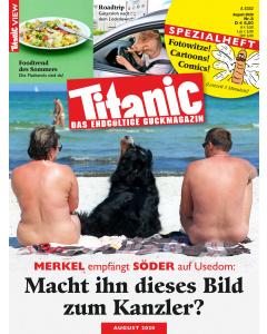 TITANIC Heft August 2020 (Papier)