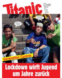 TITANIC Heft März 2021 (Papier)