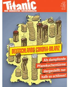 TITANIC Heft April 2021 (Papier)