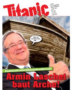 TITANIC Heft August 2021 (Papier)