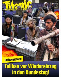 TITANIC Heft September 2021 (Papier)