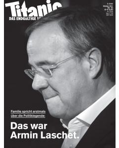 TITANIC Heft Oktober 2021 (Papier)