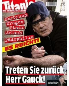 TITANIC Heft April 2012 (Papier)
