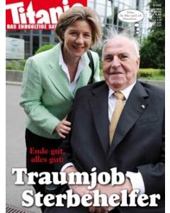 TITANIC Heft Dezember 2014 (Papier)