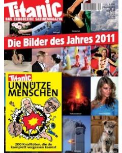 TITANIC Heft Dezember 2010 (Papier)